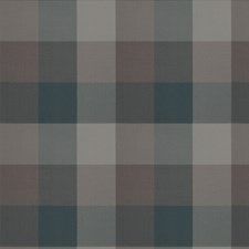 Slate Check Decorator Fabric by Fabricut