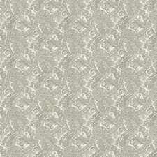 Grey Paisley Decorator Fabric by Fabricut