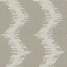Rice Chevron Decorator Fabric by Stroheim