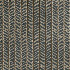 Navy Animal Decorator Fabric by Fabricut