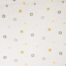 Citrine Embroidery Decorator Fabric by Fabricut