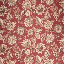 Spice Floral Decorator Fabric by Fabricut