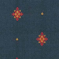 Navy Decorator Fabric by Robert Allen
