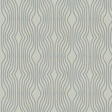 Azure Embroidery Decorator Fabric by Fabricut