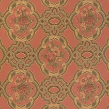 Primrose Floral Decorator Fabric by Vervain
