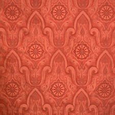 Blossom Damask Decorator Fabric by Vervain