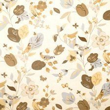 Linen Animal Decorator Fabric by Vervain