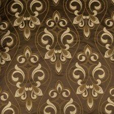Tealeaf Jacquard Pattern Decorator Fabric by Vervain