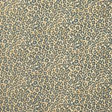 Blue Animal Decorator Fabric by Vervain