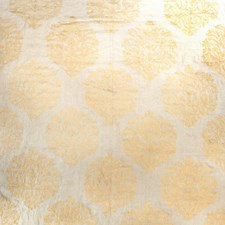 Ivory Embroidery Decorator Fabric by Stroheim