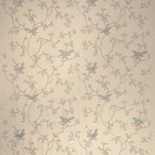 Blue Jay Animal Decorator Fabric by Stroheim