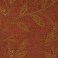 Brick Leaves Decorator Fabric by Trend