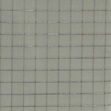 Robins Egg Check Decorator Fabric by Trend