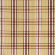 Honey Check Decorator Fabric by Trend