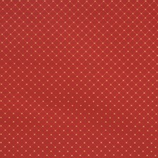 Red Diamond Decorator Fabric by Trend