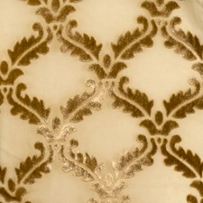 Chamois Diamond Decorator Fabric by Trend