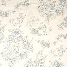 Mist Print Pattern Decorator Fabric by Trend