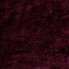 Plum Rum Solid Decorator Fabric by S. Harris