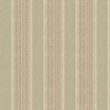 Rosewater Stripes Decorator Fabric by Stroheim