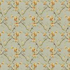 Autumn Floral Decorator Fabric by Trend