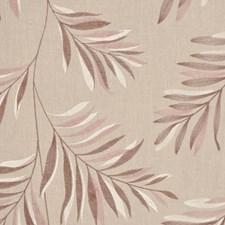 Aubergine Creme Decorator Fabric by RM Coco