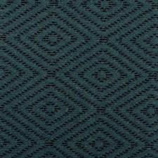 Peacock Diamond Decorator Fabric by B. Berger