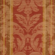 Spice Stripes Decorator Fabric by RM Coco