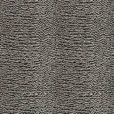 Black Animal Skins Decorator Fabric by Kravet