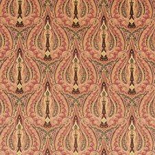 Cognac Paisley Decorator Fabric by Fabricut