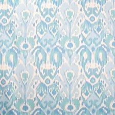 Blues On Cream Decorator Fabric by Scalamandre