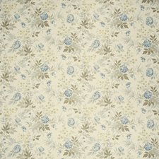 La Mer Floral Decorator Fabric by Fabricut