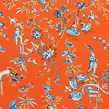 Mandarin Decorator Fabric by Scalamandre