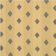Yellow/Black Modern Decorator Fabric by Kravet