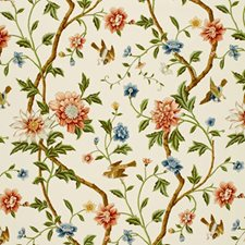 Porcelain Decorator Fabric by Schumacher