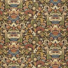 Umber Decorator Fabric by Schumacher