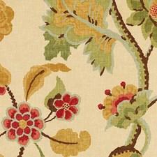Honey Decorator Fabric by Schumacher