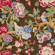 Cocoa Decorator Fabric by Schumacher