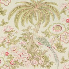 Bright Bloom Decorator Fabric by Schumacher