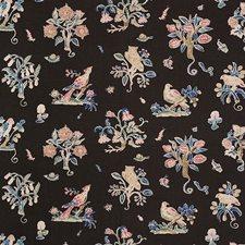 Black Decorator Fabric by Schumacher