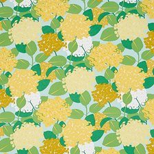 Yellow Decorator Fabric by Schumacher