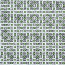 Sky/Putting Green Decorator Fabric by Schumacher