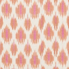 Orange Decorator Fabric by Schumacher