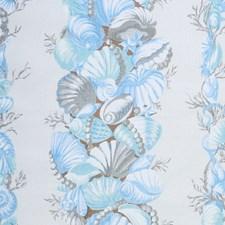 Blue/amp/Grey Decorator Fabric by Schumacher