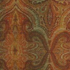 Aubergine Decorator Fabric by Highland Court