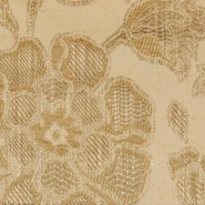 Creme/gold Decorator Fabric by Highland Court