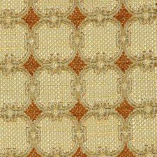 Sage/brown Decorator Fabric by Highland Court