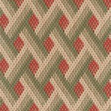 Kiwi/pink Decorator Fabric by Highland Court