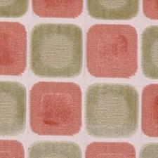 Terra/green Decorator Fabric by Highland Court
