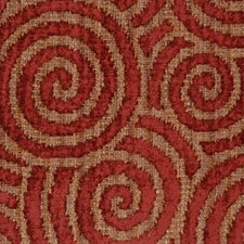 Rustic Red Decorator Fabric by Highland Court
