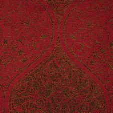 Crimson Decorator Fabric by RM Coco